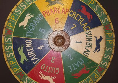 1930's Chicago Made Gambling Wheel