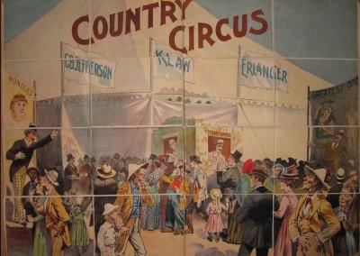 Circus Sampler Poster