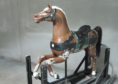 Dentzel Carousel Horse on Rocker
