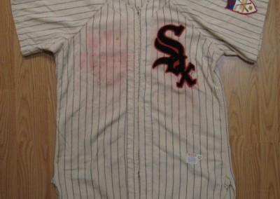 Bill Majeski 1951 White Sox Jersey All Star Patch