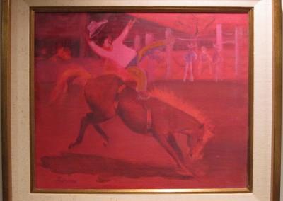 Gustav Likan Acrylic Painting