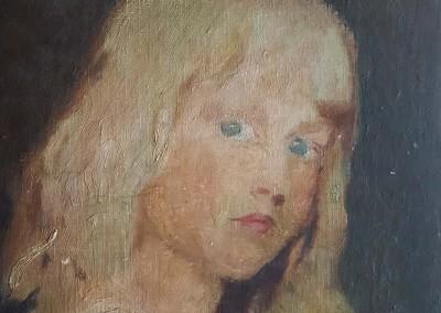 Daniel Sayres Groesbeck Oil Painting