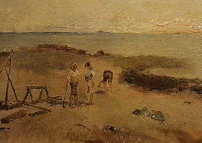 Jose Maria Jardines Painting