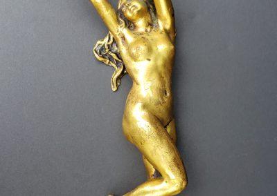 Figural Bronze
