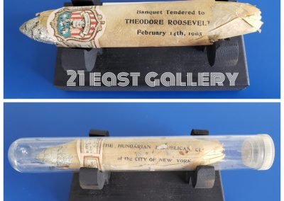 1905 President Roosevelt Cigar