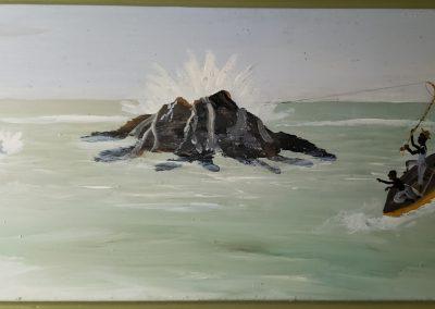 Jose Luis Ruiz Painting