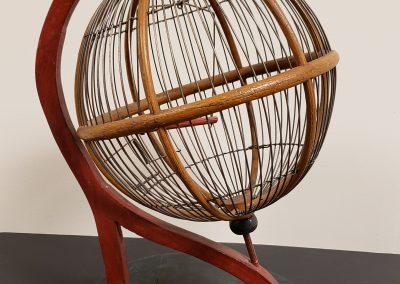 Atomic Age Birdcage