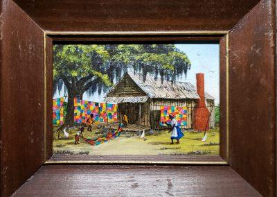 African American Jack Meyers Oil Painting