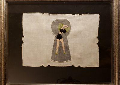 Erotic Textile Art